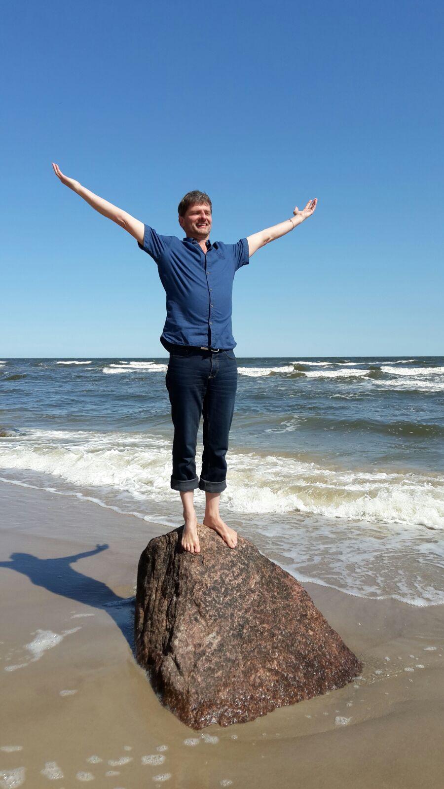 Der Mannufaktur Dresden Experte Jens Geithner